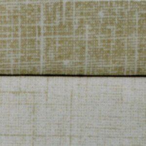 Copripiumino Le Tele Naturali di Biancaluna verde shine 200