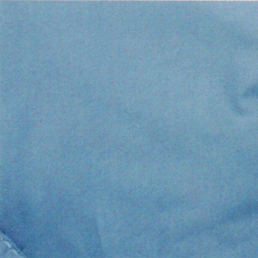 Trapunta in cotone Bicolor color avio di Caleffi