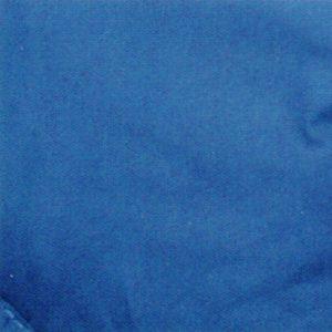 Trapunta in cotone Bicolor color blu di Caleffi