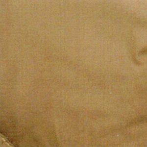 Trapunta in cotone Bicolor color moka di Caleffi