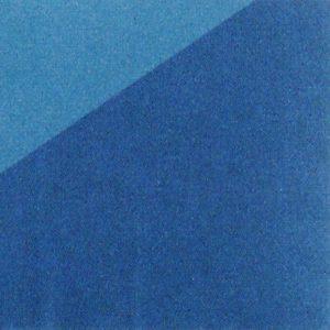 Trapunta in microfibra Modern di Caleffi bluette