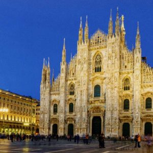 Completo lenzuola copriletto Milano di Gabel particolare