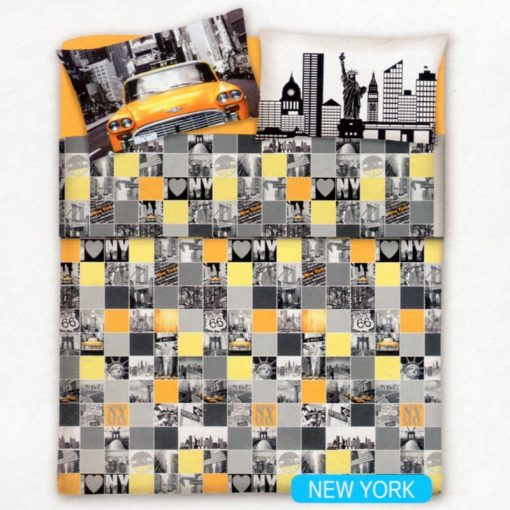 Completo lenzuola New York