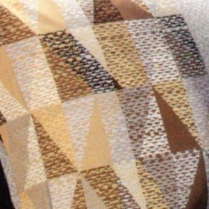 Completo lenzuola Tuxedo di Caleffi particolare