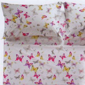 Completo lenzuola Volo di Caleffi