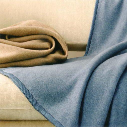 Coperta Somma singola in lana Moda