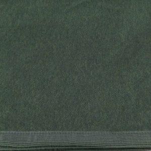 Coperta Singola Moda di Somma verde