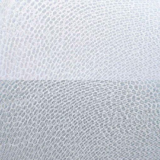 Copriletto piazza e mezza leggero trapuntato double-face grigio M1