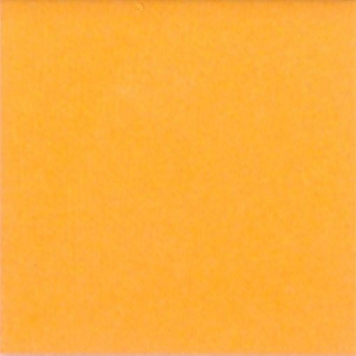 Copritavolo Genius Color di Biancaluna arancio 1009