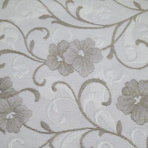 Copriletto matrimoniale Denise Matelassè di Zambaiti grigio