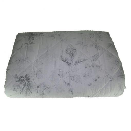 Copriletto trapuntato Essenza di Gabel grigio