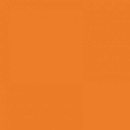 Telo arredo Copritutto tinta unita Kiara di FG arancio