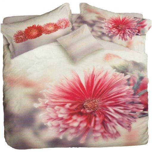 Copripiumino Matrimoniale Flower - Parure Copripiumino