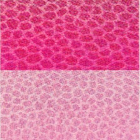 Trapunta fucsia in microfibra double face Indicolor di Biancaluna M7
