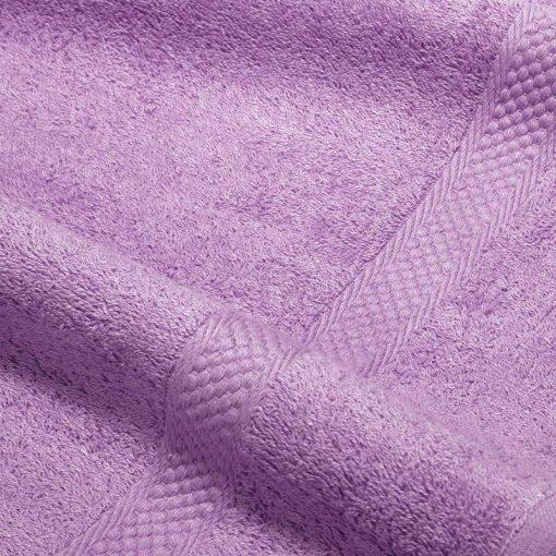 Asciugamano in tinta unita Minorca ciclamino