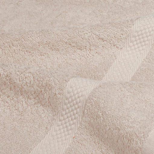 Asciugamano in tinta unita Minorca grigio