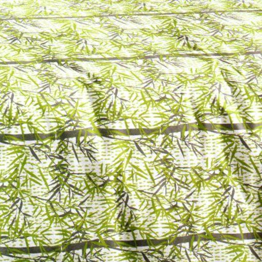 Copriletto Quilt trapuntato Bamboo di Zambaiti (particolare)