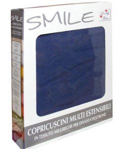 Copricuscino Smile confezione
