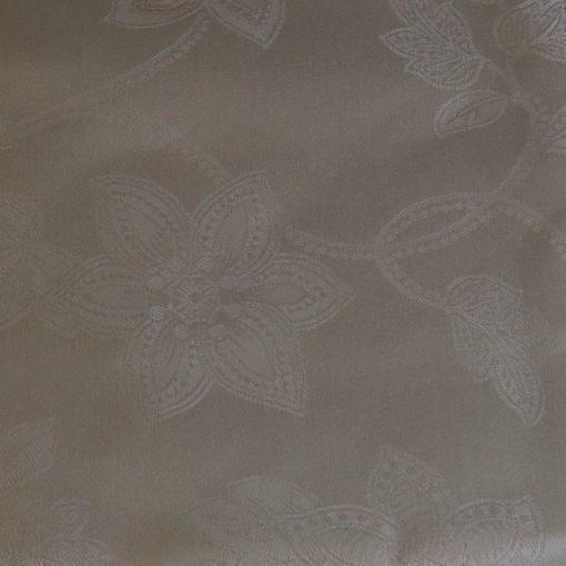Tovaglie tortora grigio eleganti 12 posti Parigi