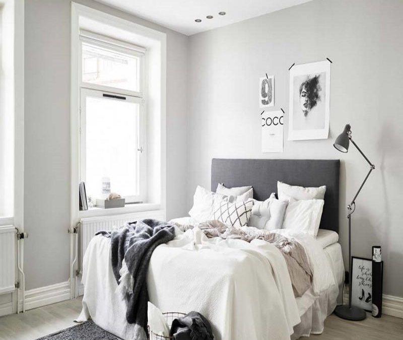 Arredare camera da letto Stile Nordico