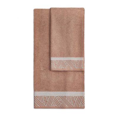 Asciugamani Ciniglia di Vingi cammello