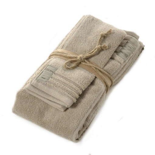 Asciugamani in spugna Coccola di Fazzini corda