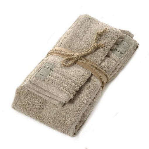 Asciugamano Fazzini viso e ospite corda