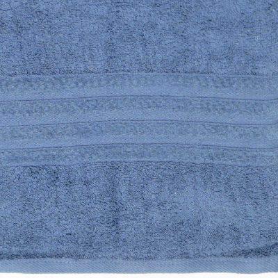 Asciugamani in spugna economici variante 1 azzurro più scuro