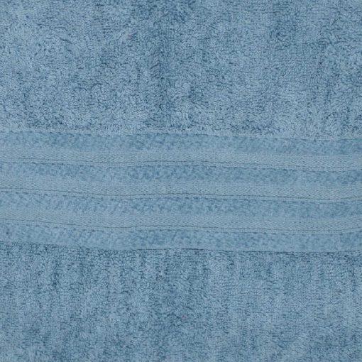 Asciugamani in spugna economici variante 2 azzurro più chiaro