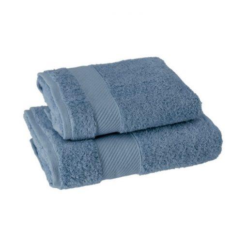 Asciugamano Gabel viso e ospite in spugna Inchiostro