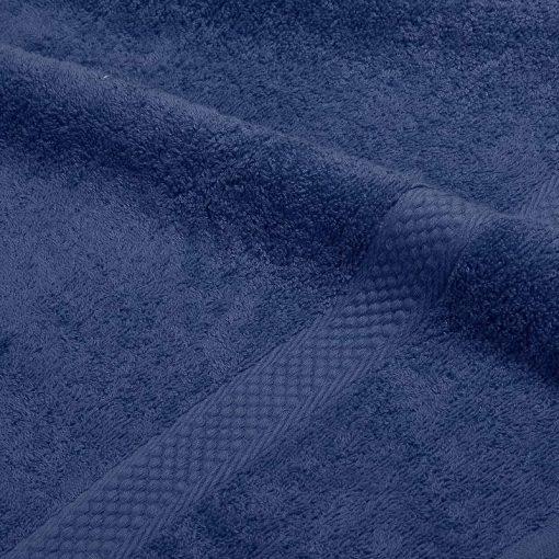 Asciugamano in tinta unita Minorca indigo