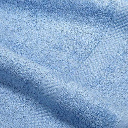 Asciugamano in tinta unita Minorca lavanda