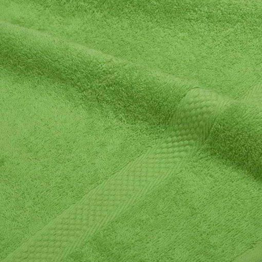 Asciugamano in tinta unita Minorca verde