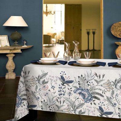 Tovaglia da tavola elegante con tovaglioli Sofia
