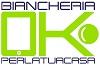 Logo BiancheriaOK corretto blu-verde 100x65