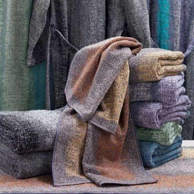 Asciugamano viso + ospite Carrara Dakota